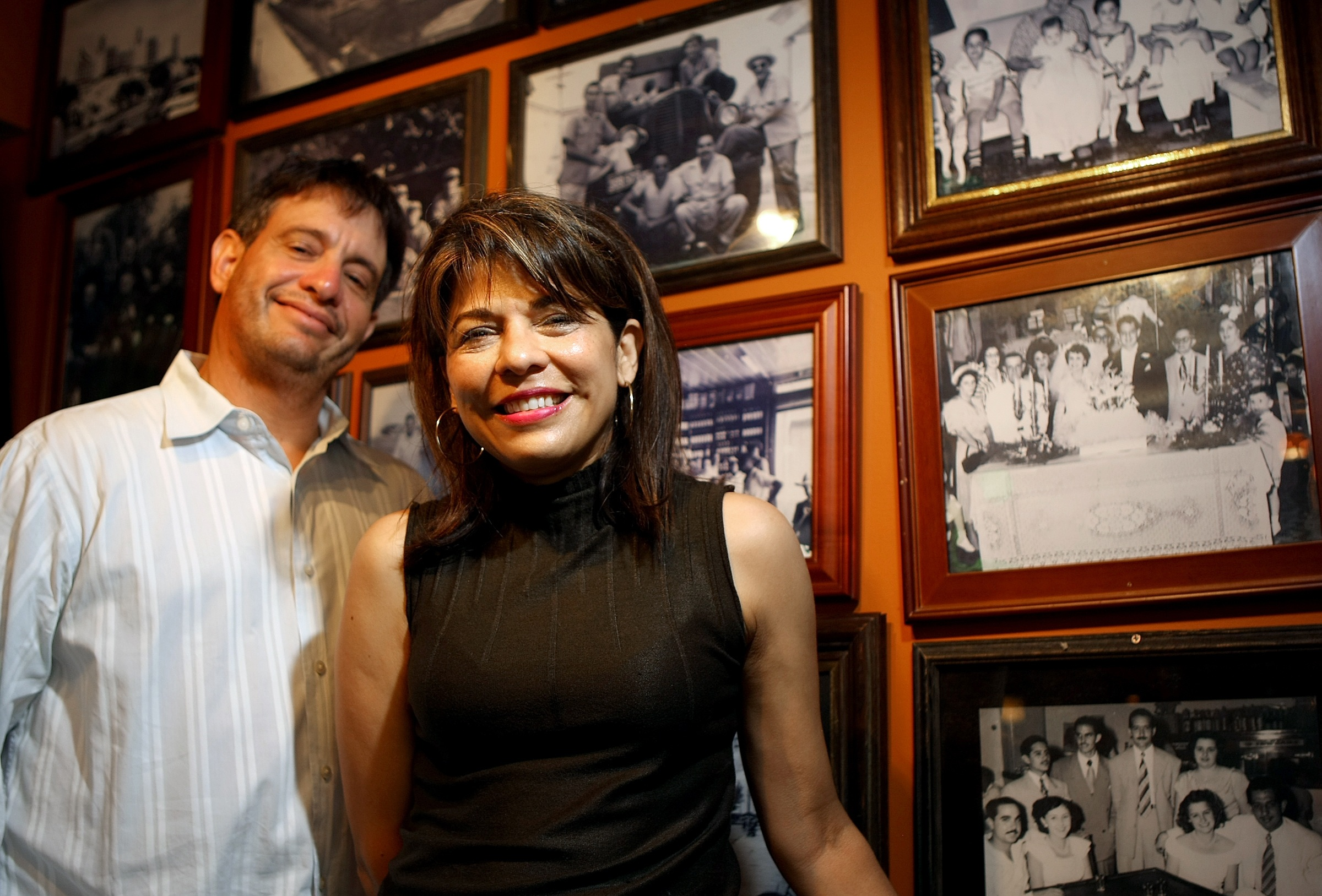 Dina and Juan Rubio, owners since 1998.